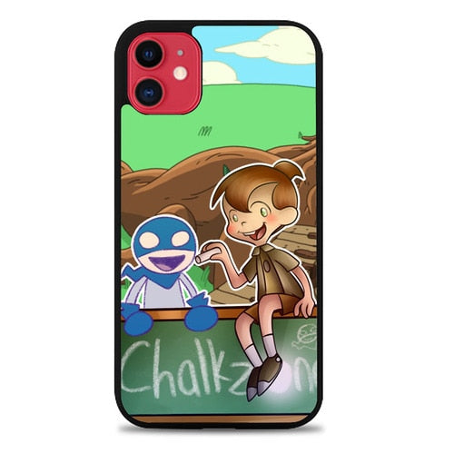 Custodia Cover iphone 11 pro max chalkzone Z3687 Case