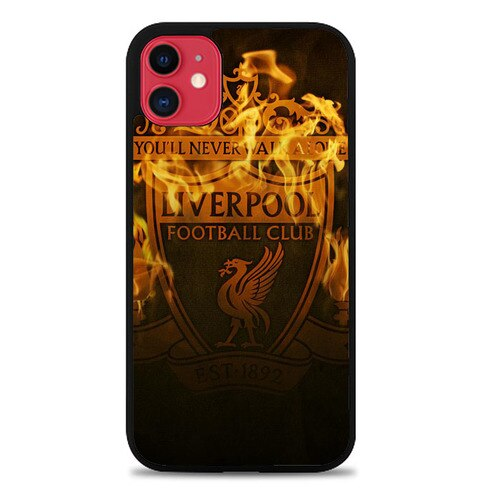 Custodia Cover iphone 11 pro max Liverpool Z3751 Case