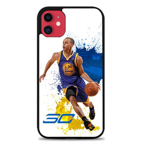 Custodia Cover iphone 11 pro max stephen curry Z3891 Case