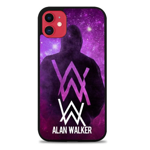Custodia Cover iphone 11 pro max alan walker Z3897 Case