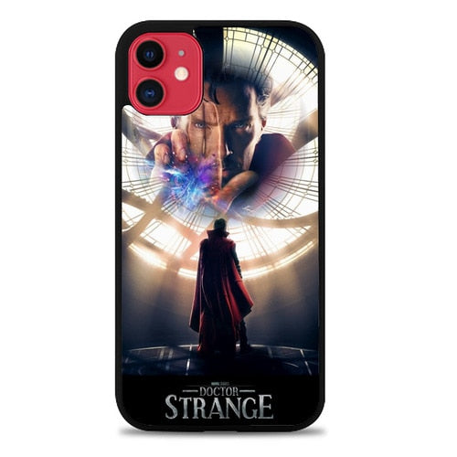 Custodia Cover iphone 11 pro max doctor strange marvel Z3946 Case