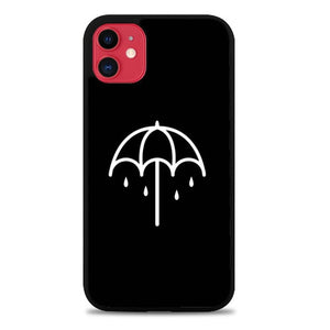 Custodia Cover iphone 11 pro max bring me the horizon logo that's the spirit Z3975 Case