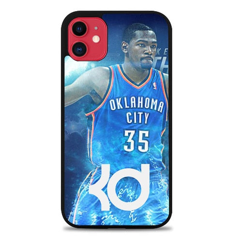 Custodia Cover iphone 11 pro max Kevin Durant Z4059 Case