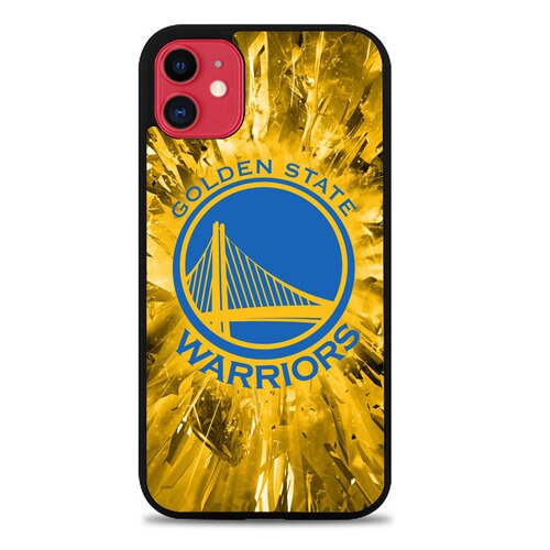 Custodia Cover iphone 11 pro max golden state warriors Z4130 Case