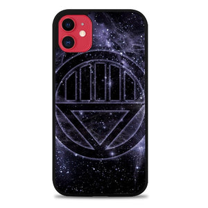 Custodia Cover iphone 11 pro max Black Lantern logo Z4238 Case