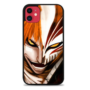 Custodia Cover iphone 11 pro max Bleach Ichigo Hollow Z4239 Case