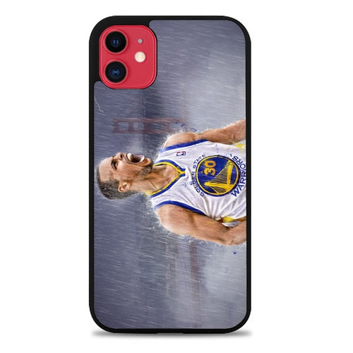 Custodia Cover iphone 11 pro max Stephen Curry pose Z4251 Case