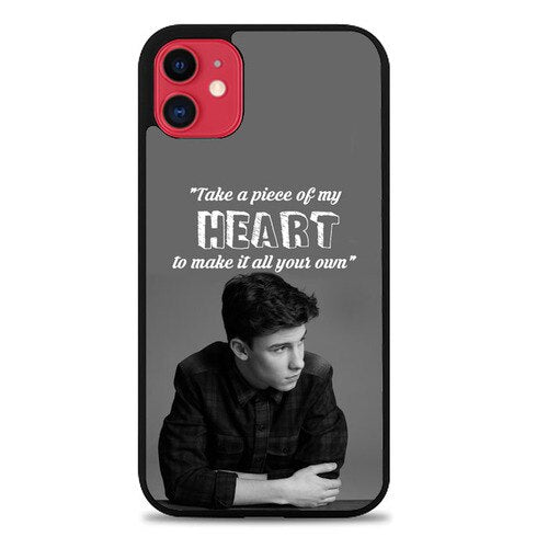 Custodia Cover iphone 11 pro max shawn mendes song Z4457 Case