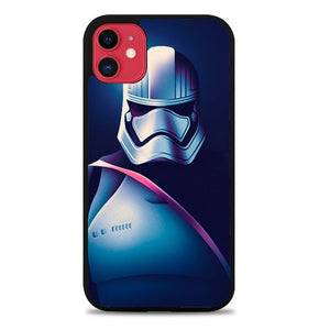 Custodia Cover iphone 11 pro max Captain Phasma Star Wars Z4502 Case