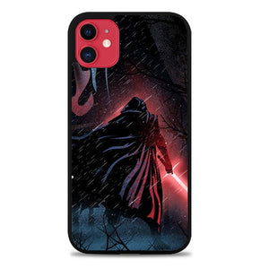Custodia Cover iphone 11 pro max star wars Kylo Ren Z4506 Case