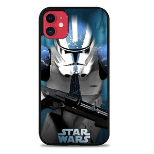 Custodia Cover iphone 11 pro max Clone Trooper Star Wars Z4518 Case