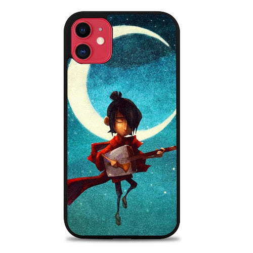 Custodia Cover iphone 11 pro max kubo and the two strings Z4544 Case