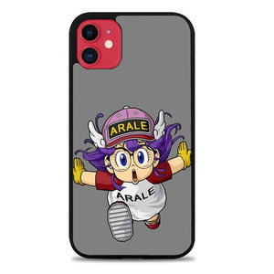 Custodia Cover iphone 11 pro max arale anime Z4574 Case