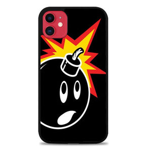 Custodia Cover iphone 11 pro max The Hundreds Black Z4693 Case