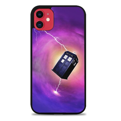 Custodia Cover iphone 11 pro max Doctor Who art Z4711 Case
