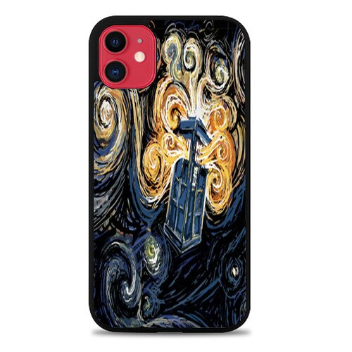 Custodia Cover iphone 11 pro max Doctor who Starry Z4712 Case