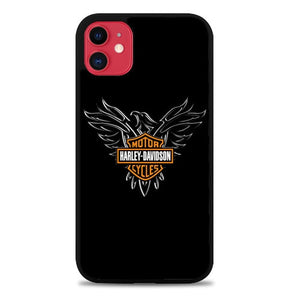 Custodia Cover iphone 11 pro max Harley Davidson Phoenix Z4793 Case