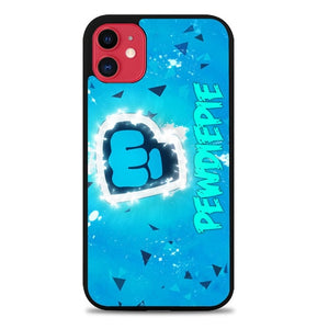 Custodia Cover iphone 11 pro max Pewdiepie Brofist Logo Z5004 Case - custodia cover samsung/iphone/huawei taichitaoista.it