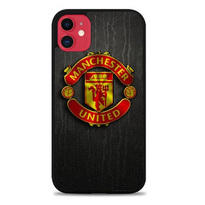 Custodia Cover iphone 11 pro max manchester united Z5032 Case