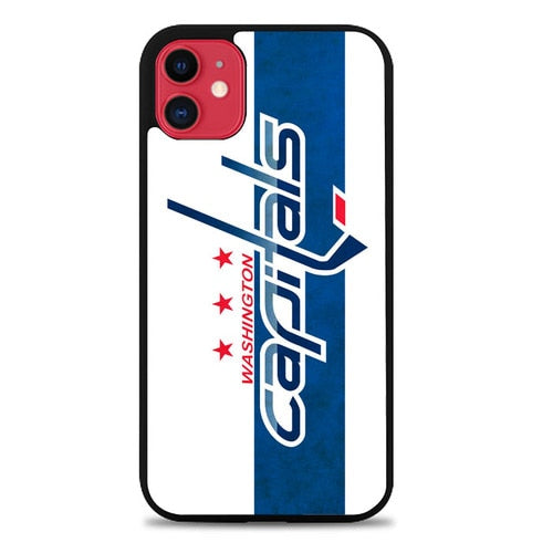Custodia Cover iphone 11 pro max washington capitals logo Z5046 Case - custodia cover samsung/iphone/huawei taichitaoista.it