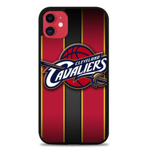 Custodia Cover iphone 11 pro max Cleveland Cavaliers Logo Z5185 Case