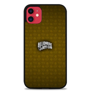 Custodia Cover iphone 11 pro max Billionaire Boys Club Yellow Z5231 Case