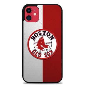 Custodia Cover iphone 11 pro max Boston Red Sox Z5235 Case