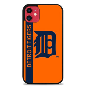 Custodia Cover iphone 11 pro max Detroit Tigers Z5241 Case