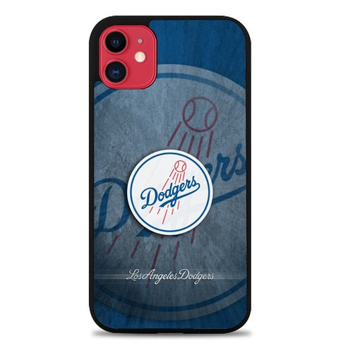 Custodia Cover iphone 11 pro max Los Angeles Dodgers Z5243 Case