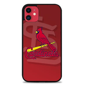 Custodia Cover iphone 11 pro max St Louis Cardinals Z5245 Case