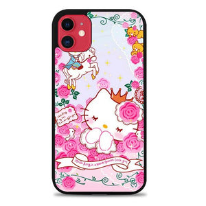 Custodia Cover iphone 11 pro max hello kitty My Love Z5294 Z5294 Case