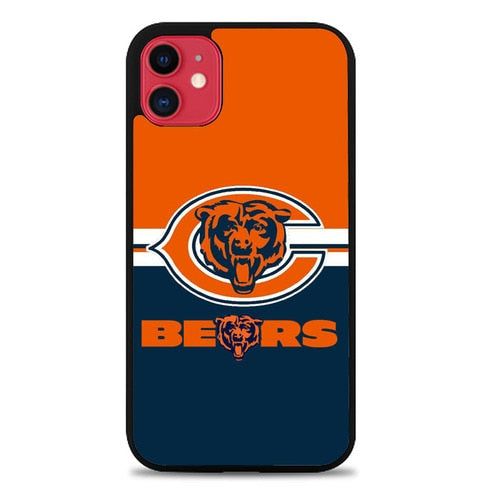 Custodia Cover iphone 11 pro max Chicago beers logo Z5303 Case