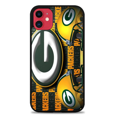 Custodia Cover iphone 11 pro max green bay packer Z5344 Case - custodia cover samsung/iphone/huawei taichitaoista.it