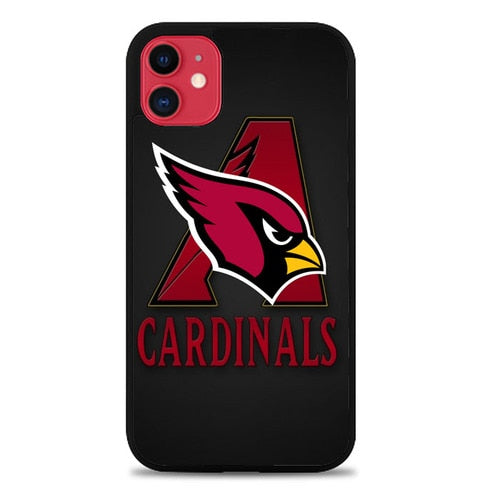 Custodia Cover iphone 11 pro max Arizona Cardinals Z5399 Case