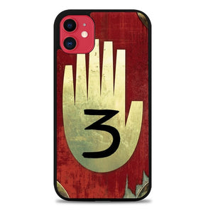 Custodia Cover iphone 11 pro max Gravity Falls Journal 3 Z5416 Case - custodia cover samsung/iphone/huawei taichitaoista.it