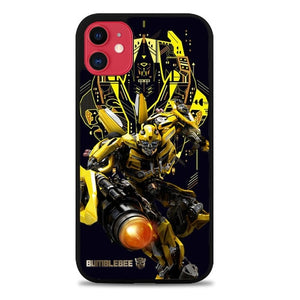 Custodia Cover iphone 11 pro max bumblebee movie Z7080 Case