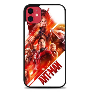 Custodia Cover iphone 11 pro max ant man and the wasp Z7092 Case