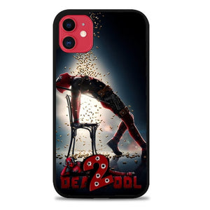 Custodia Cover iphone 11 pro max deadpool 2 Z7099 Case