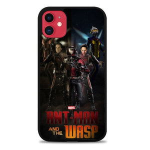 Custodia Cover iphone 11 pro max ant man and the wasp Z7109 Case