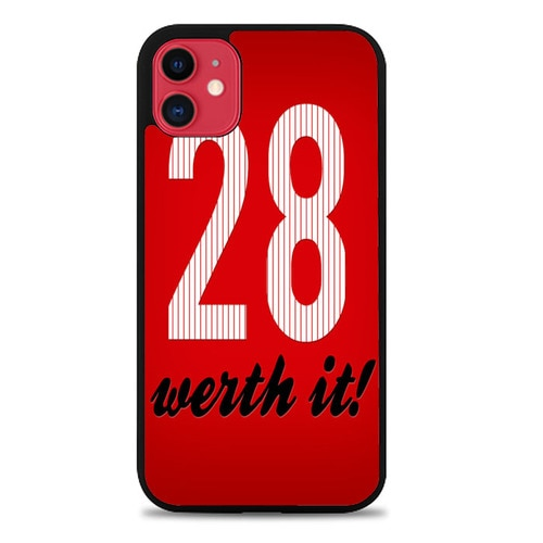Custodia Cover iphone 11 pro max 28 Werth It Jayson Werth Z7112 Case - custodia cover samsung/iphone/huawei taichitaoista.it