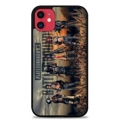 Custodia Cover iphone 11 pro max playerunknowns battlegrounds Z7152 Case