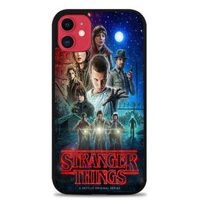 Custodia Cover iphone 11 pro max stranger things Z7166 Case