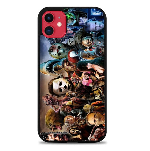Custodia Cover iphone 11 pro max Classic Horror Z4468 Case