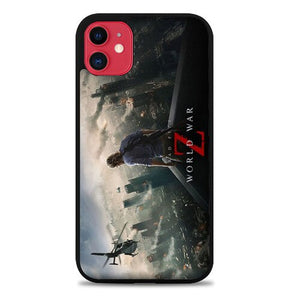 Custodia Cover iphone 11 pro max world war z game Z4598 Case