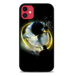 Custodia Cover iphone 11 pro max sonic the hedgehog movie Z4754 Case