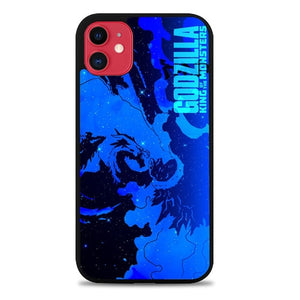 Custodia Cover iphone 11 pro max godzilla king of the monster Z4810 Case