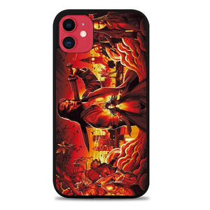 Custodia Cover iphone 11 pro max hellboy Movie 2019 Z4815 Case