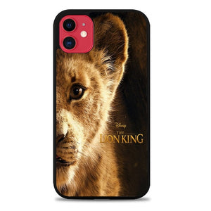 Custodia Cover iphone 11 pro max Disney the lion king Z4861 Case