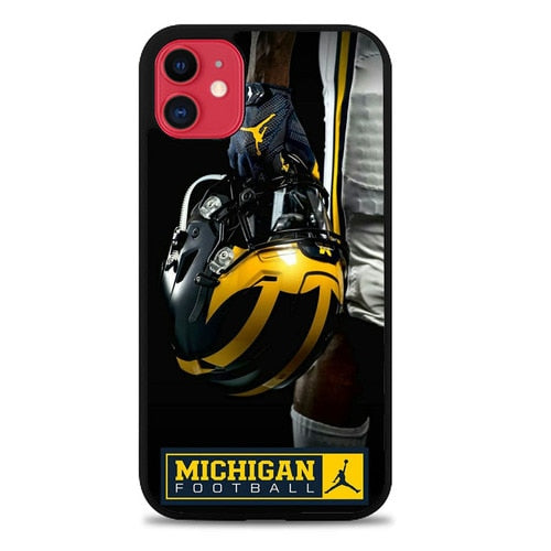 Custodia Cover iphone 11 pro max Michigan Z4910 Case - custodia cover samsung/iphone/huawei taichitaoista.it