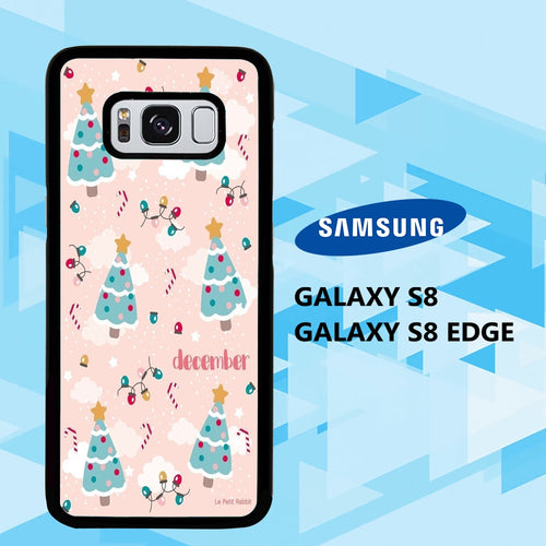 custodia cover samsung galaxy S6 S7 S8 S9 S10 edge case F2194 noel disney wallpaper 161kW4